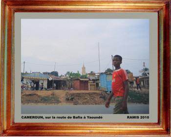 Cameroun, sur la route de Bafia sur le site d'ARTactif