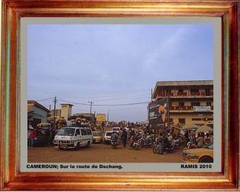 Cameroun, sur la route de dschang 2010 sur le site d'ARTactif