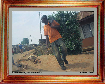 Cameroun, Est t'il mort sur le site d'ARTactif