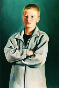 2002-01 Timothée sur le site d'ARTactif