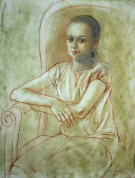 2007-02-Lucie sur le site d'ARTactif