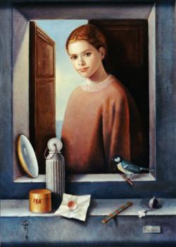 1994-01 Alexandra sur le site d'ARTactif