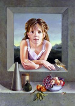 2004-06 Margot sur le site d'ARTactif