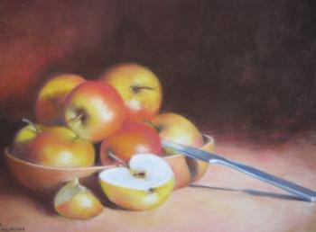 Le plat de pommes sur le site d'ARTactif