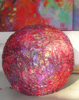 Boule de joie  sur le site d'ARTactif