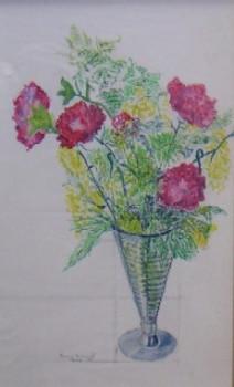 Fleurs sur le site d'ARTactif