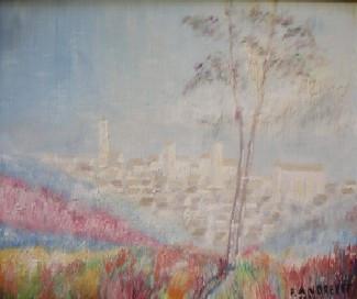 Chateau-Landon sur le site d'ARTactif
