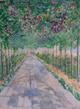Jardin de Bagatelle à Paris sur le site d'ARTactif