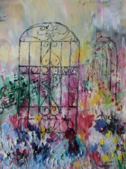 le jardin du poète sur le site d'ARTactif