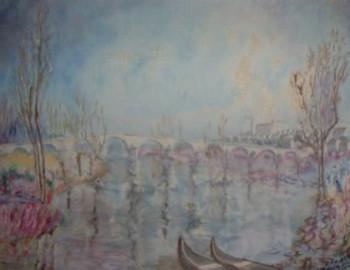 Gien et la Loire sur le site d'ARTactif
