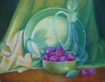 Les prunes sur le site d'ARTactif