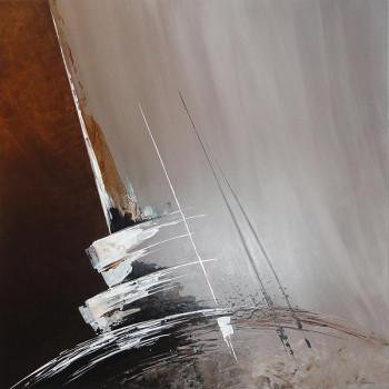 Base de mât sur le site d'ARTactif