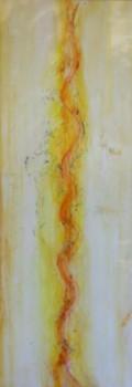 la colonne de feu ou la force tranquille sur le site d'ARTactif