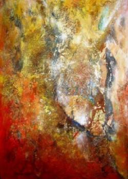 symphonie rouge et or sur le site d'ARTactif
