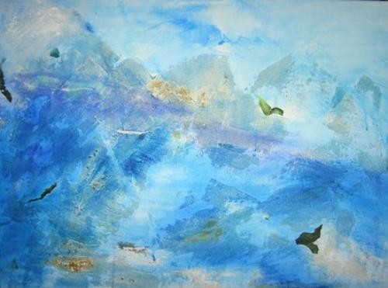 Au-delà des nuages sur le site d'ARTactif