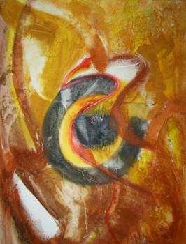 Empreinte chamanique sur le site d'ARTactif
